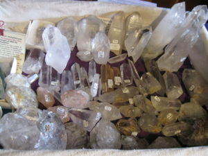 Psychic Fair, Healing Crystals and Gemstones