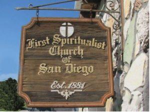Spiritualist Church service, Spiritual healing