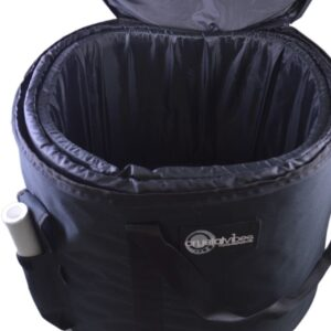 Large, Heavy Duty Bowl Carrying Case