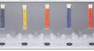Kaliski Optically Clear Hand Held Singing Crystal Bowls – 8″ diameter