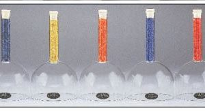 Kaliski Optically Clear Hand Held Singing Crystal Bowls – 5.75″ diameter